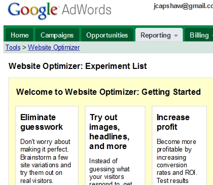 adwords optimizer