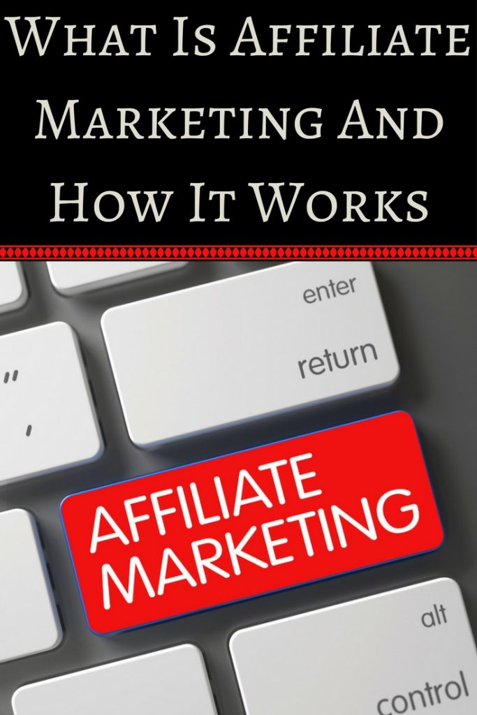 Wonder what affiliate marketing is about? Learn all about it here.