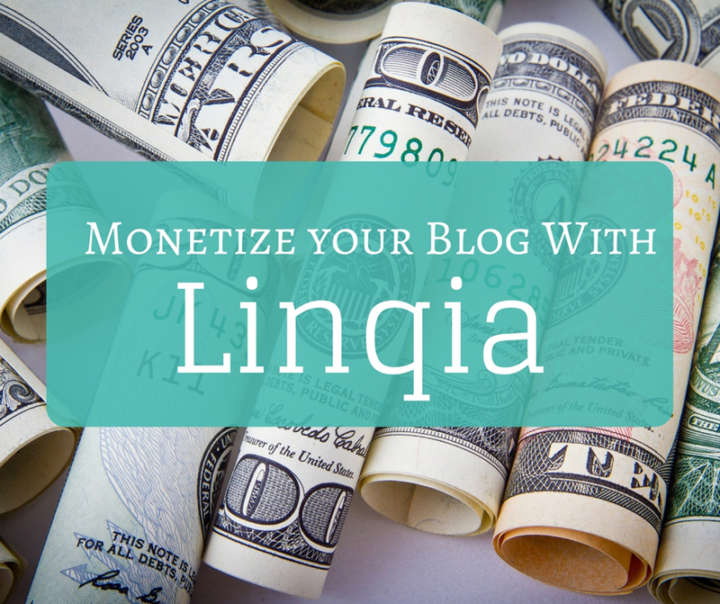 How To Monetize Your Blog With Linqia